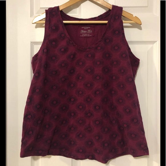 denver hayes Tops - 5/$30 Purple Relaxed Fit Tank